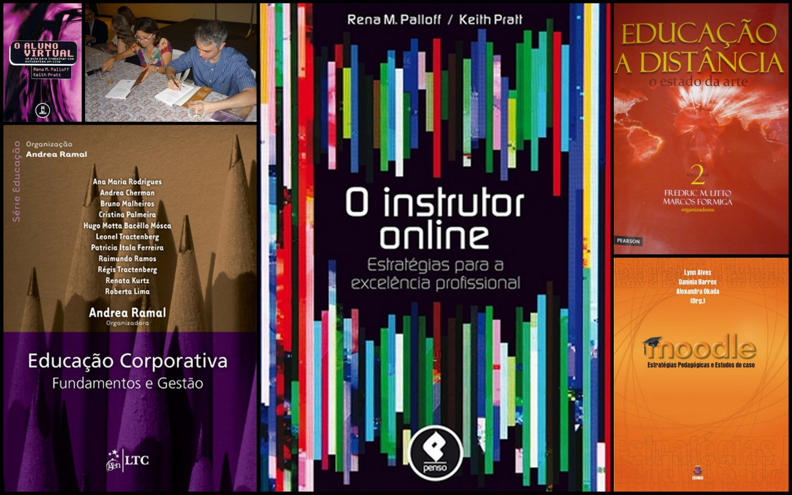 Participação em publicações e revisões técnicas. Capítulos em